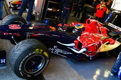 Bourdais se hace con un asiento en F1