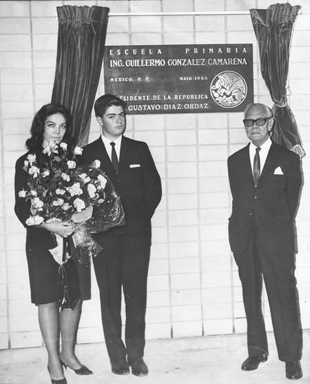 Inauguracion Escuela Primaria Guillermo Gonzalez Camarena