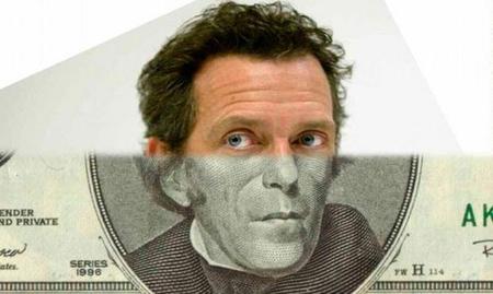 Fotomontajes de billetes con caras de famosos