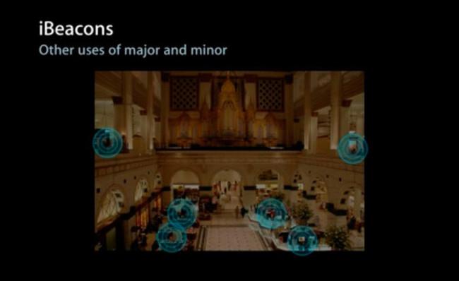 iBeacons de Apple