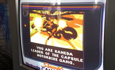Este es el aspecto del juego de Akira que nunca llegó a salir en Game Boy