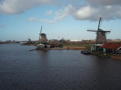 Ámsterdam: excursión a la bella Zaanse Schans
