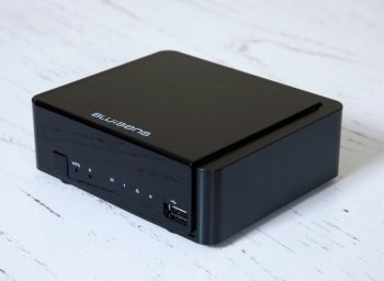 El Blusens web:tv acoge a ratones, teclados y contenido 3D