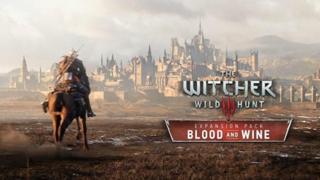 The Witcher 3 Expansion Artwork 1