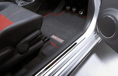 Accesorios para el Suzuki Swift