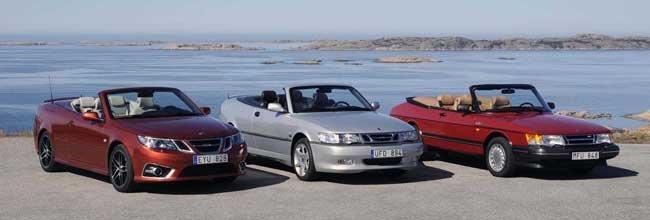 Saab Cabrio