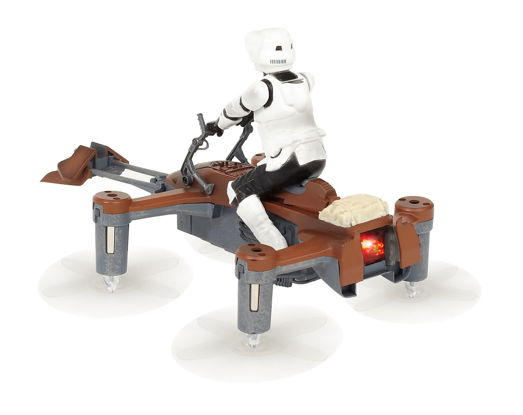 Propel Star Wars Dron Speedbike Ofi 02