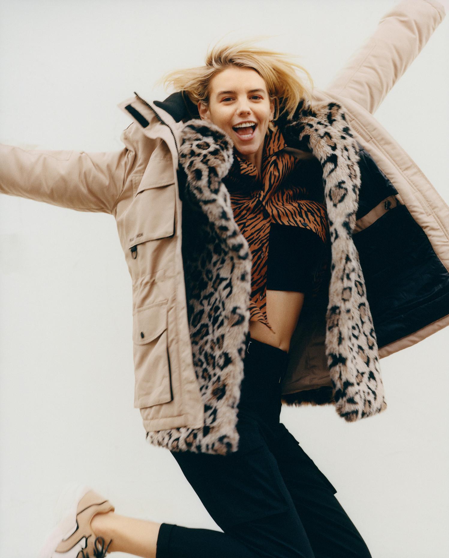 Foto de Bershka 'Jumping into fall' (3/6)