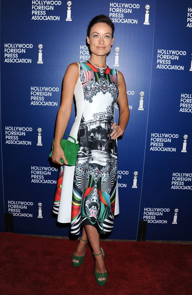 Foto de Top 5-1: famosas mejor vestidas en las fiestas 2013 (23/31)