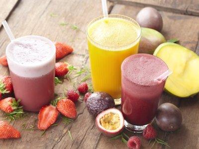Este verano refréscate con los nuevos Sorbet Drink de Amorino