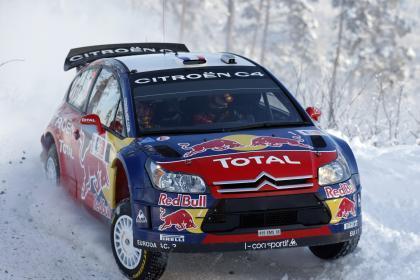 Sébastien Loeb gana el Rally de Noruega