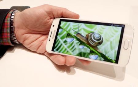 Galaxy S6 pantalla