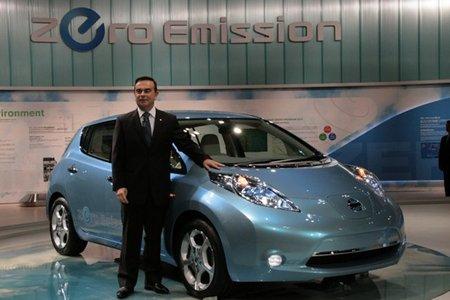 Nissan entregará 1.500 Leaf en el mes de junio