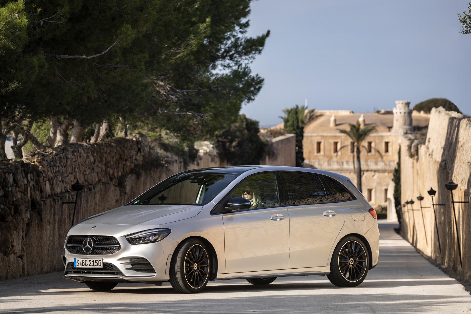 Foto de Mercedes-Benz Clase B 2019 (48/157)