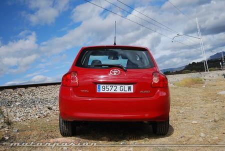 Toyota Auris 1.6 ConfortDrive, prueba (parte 4)