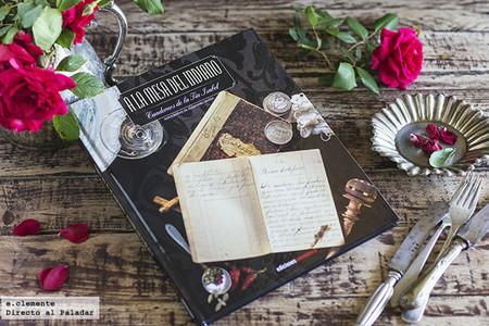 A la mesa del indiano. Cuadernos de la Tía Isabel. Libro de recetas