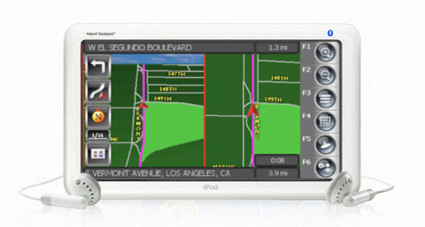Rumor: ¿Apple prepara un GPS?
