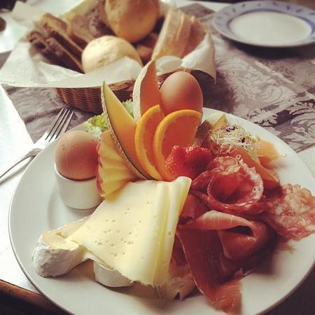 Desayuno alemán