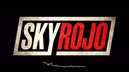 Logo Sky Rojo