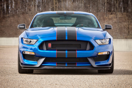 2017 Ford Shelby Gt350 Mustang 2