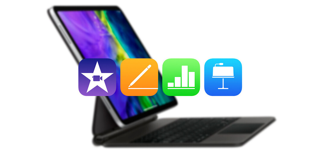 Apple arroja iWork once para iOS, iPadOS y macOS