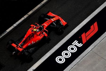 Leclerc China Formula1 2019 3