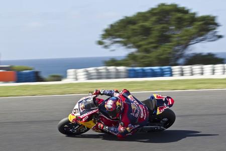 Stefan Bradl Superbike Australia 2017
