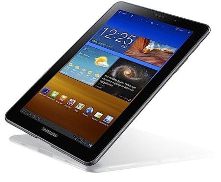 Europa se queda sin la tableta Samsung Galaxy 7.7 por su parecido con el iPad