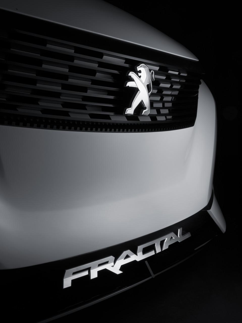 Foto de Peugeot Fractal Concept (26/71)