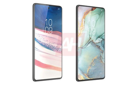 Samsung Galaxy S10 Note 10 Lite