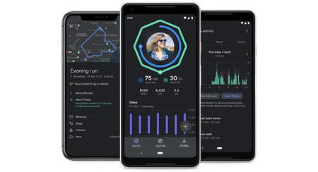 Novedades de Google Fit: registro del sueño, modo oscuro y rutas sobre el mapa en iOS
