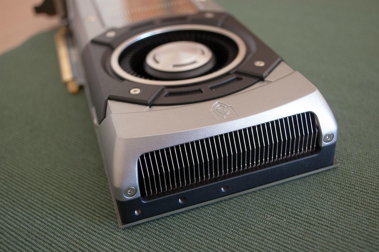 NVidia GTX 780, análisis