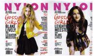 Las chicas de Gossip Girl en Nylon