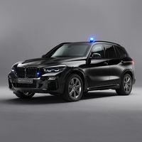 BMW X5 Protection VR6, una armadura para soportar armas de fuego, explosivos y granadas