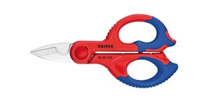 Por 15,12 euros puedes comprar estas tijeras profesionales de electricista Knipex en Amazon