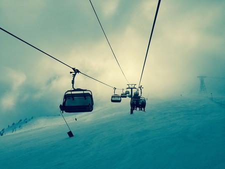 Ski Lift 336534 1920