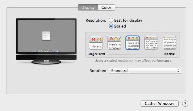 Apple añadirá soporte a resoluciones 4K/UHD en la próxima actualización de su sistema operativo