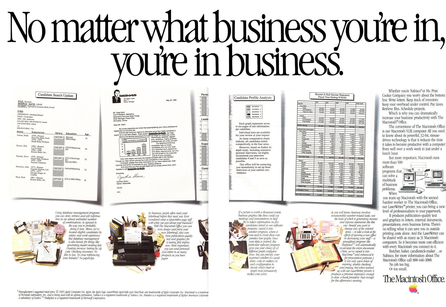 Foto de Otros anuncios del Macintosh (2/7)