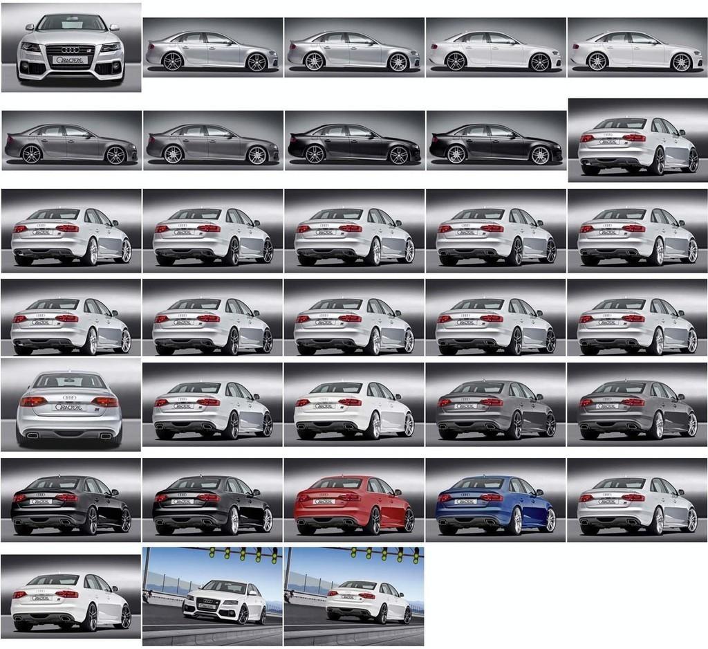 Foto de Audi A4 Caractere (4/6)