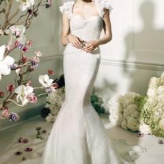 Foto 3 de 10 de la galería zac-posen-para-david-s-bridal-coleccion-novias-primavera-verano-2014 en Trendencias