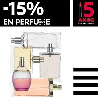 Perfumes importados con descuento numero de la once del for Muebles importados uruguay