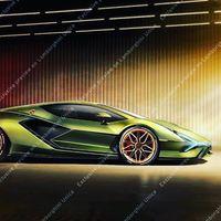 ¡Filtrado! El Lamborghini Sian se escapa en la web gracias a un cliente