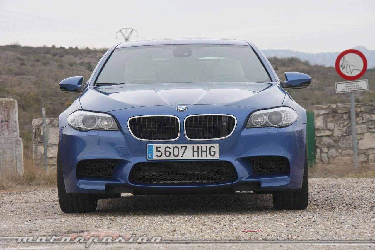 Foto de BMW M5 (Prueba) (95/136)
