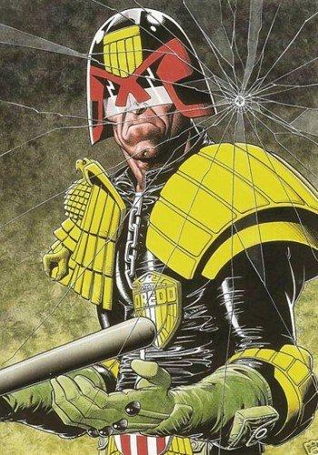 Juez Dredd: la película, segundo intento