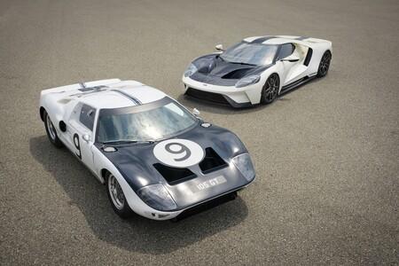 Ford Gt 64 Prototype Heritage Edicion 2022 002