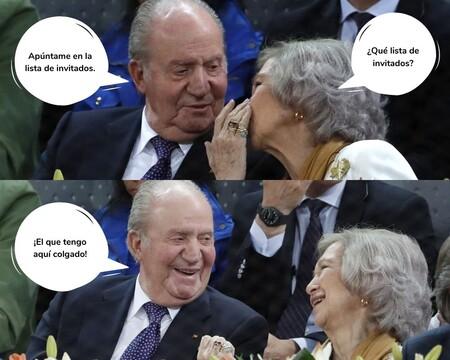 Juan Carlos Reina Sofia