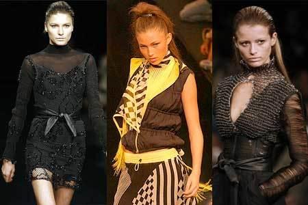 Innovación en el Fashion Río 2007