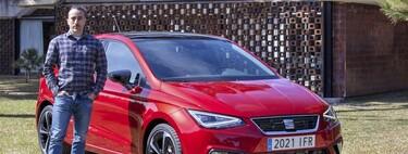 Primer contacto con el SEAT Ibiza: ahora el utilitario superventas es más techie y seguro
