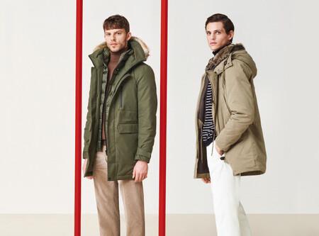 Hay un abrigo de marca para cada estilo en las segundas rebajas de El Corte Inglés: Barbour, Diesel o GAP rebajadísimos
