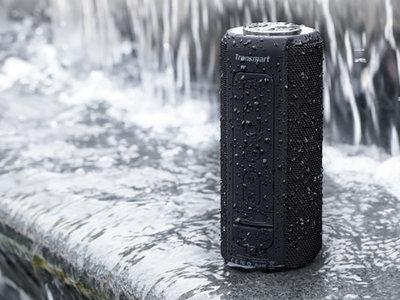 Tronsmart Element T6 Plus: un altavoz Bluetooth 5.0 multifuncional resistente al agua y al polvo